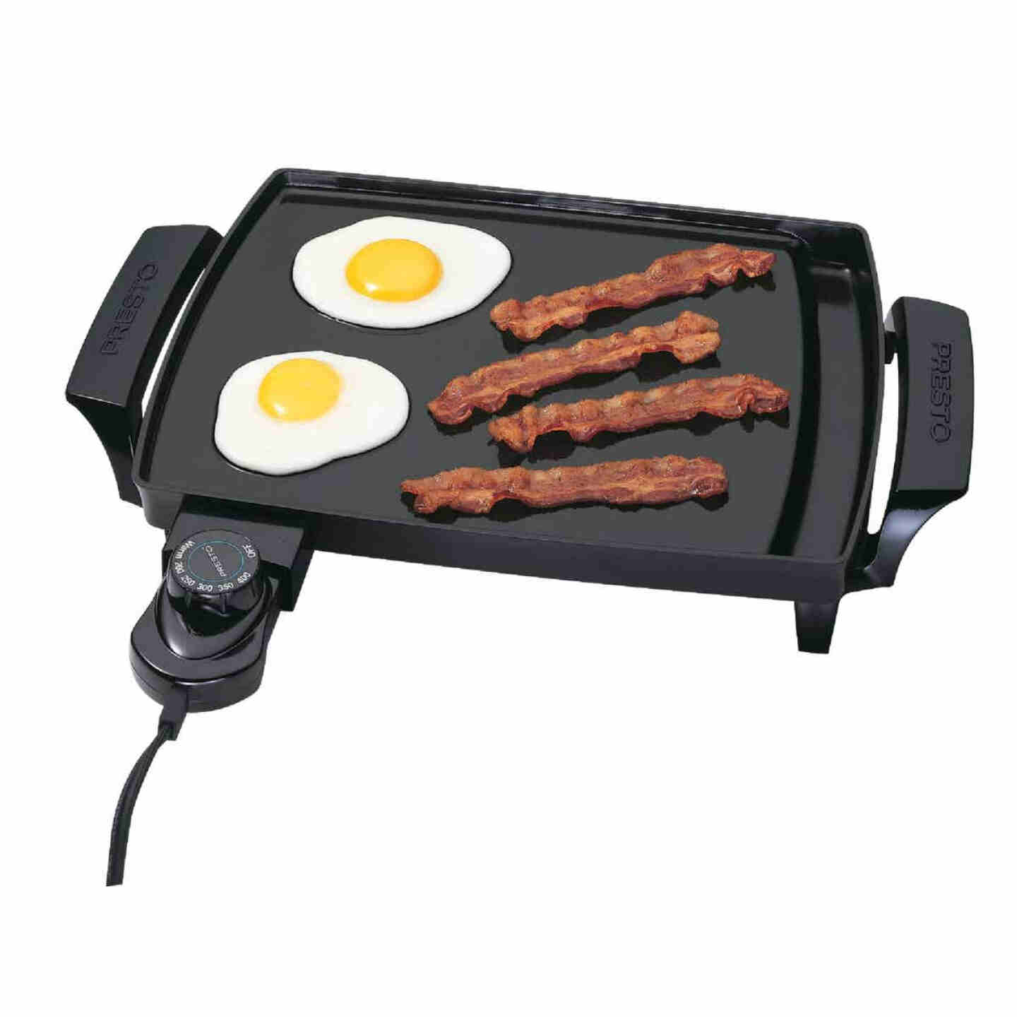 Presto Liddle Griddle Mini Electric Griddle Image 2