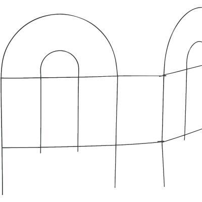 Best Garden 8 Ft. Wire Folding Fence